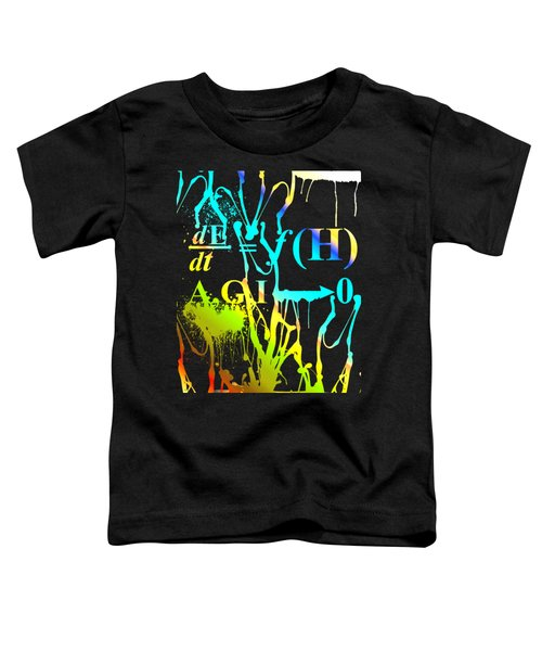 Anthro Equation Toddler T-Shirt