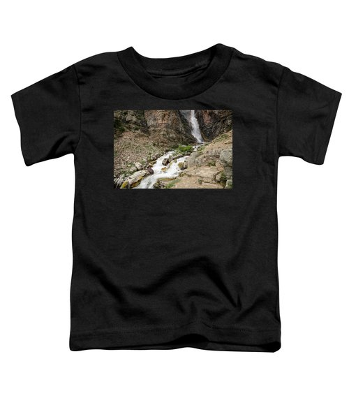 Apikuni Falls Toddler T-Shirt