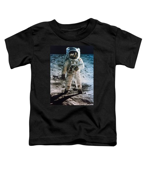 Apollo 11 Buzz Aldrin Toddler T-Shirt