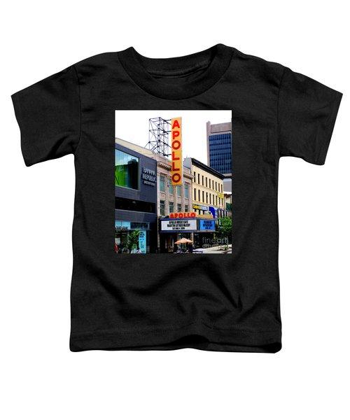 Apollo Theater Toddler T-Shirt
