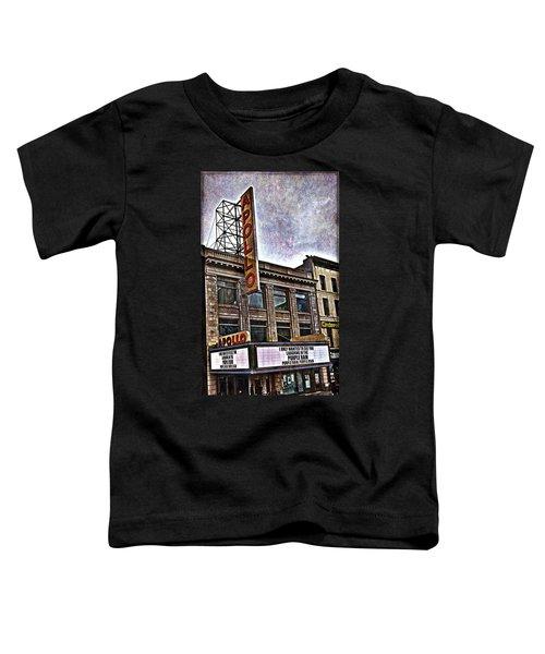 Apollo Theatre, Harlem Toddler T-Shirt