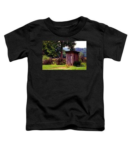 Appalachian Hill-ton Toddler T-Shirt
