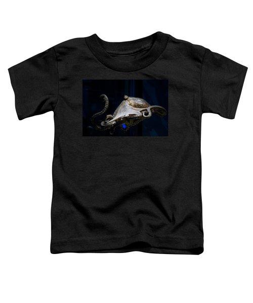 Aquatic Red Wing Fan Toddler T-Shirt by LeeAnn McLaneGoetz McLaneGoetzStudioLLCcom