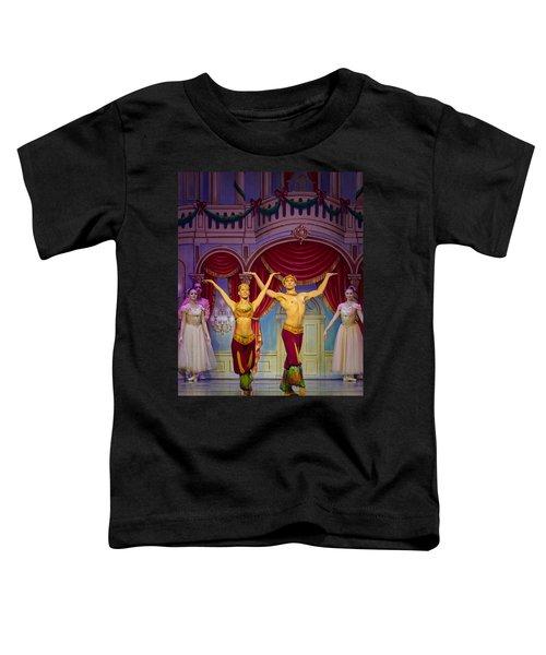 Arabian Dancers Toddler T-Shirt