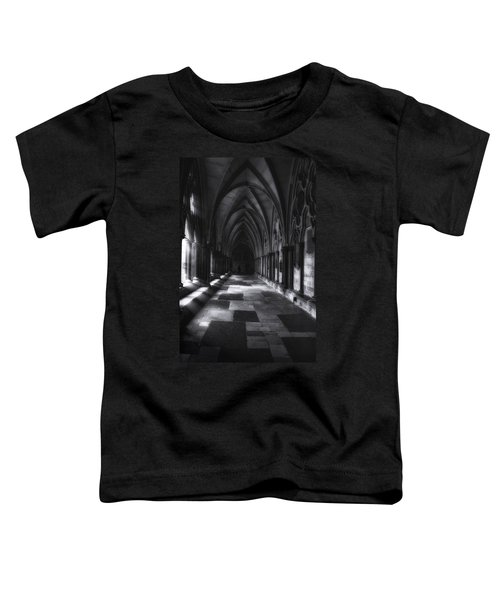 Arched Corridor Toddler T-Shirt