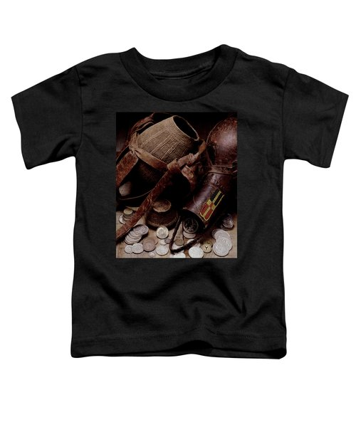 Archeological Find Year 3009 Toddler T-Shirt
