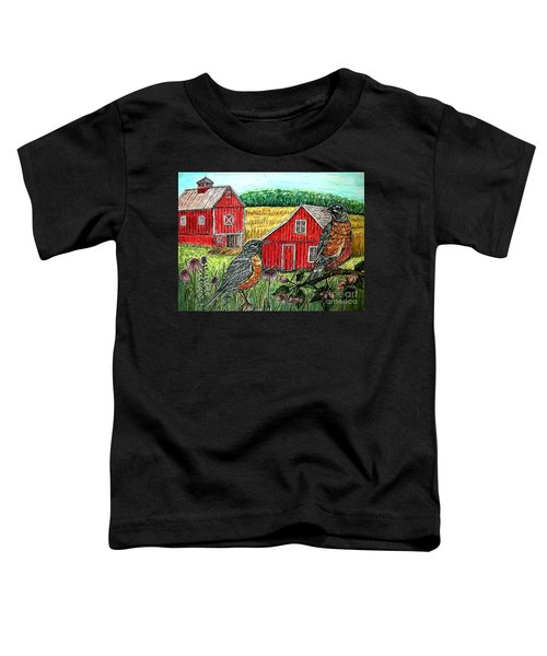 Are You Sure This Is The Way To St.paul? Toddler T-Shirt