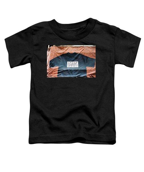 Art Shirt Toddler T-Shirt