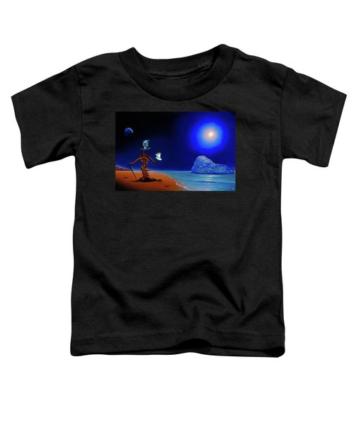 Artist Conversing Toddler T-Shirt