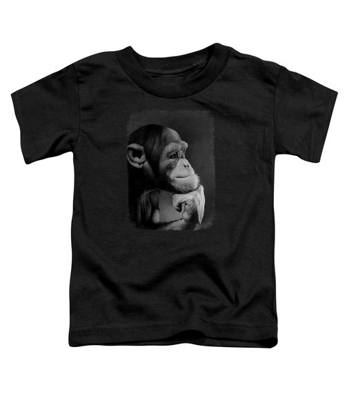 The Thinker Toddler T-Shirt