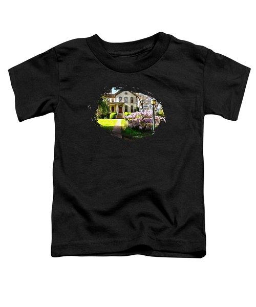 The Bush House Toddler T-Shirt