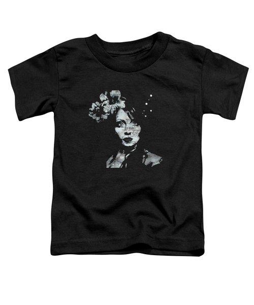 Farewell, Mona Lisa - Autumn Toddler T-Shirt
