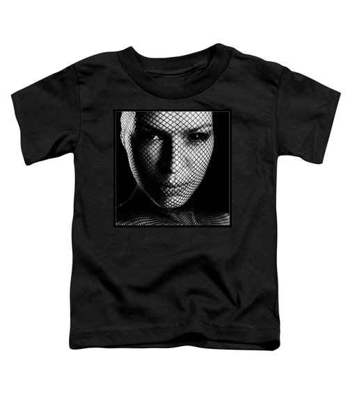 Face Lacemasked #4719 Toddler T-Shirt