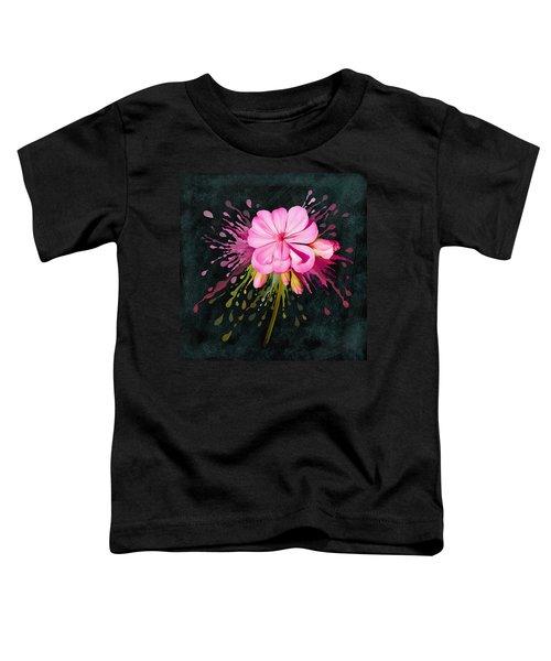 Color Eruption  Toddler T-Shirt