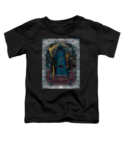 The Scale Libra Spirit Toddler T-Shirt
