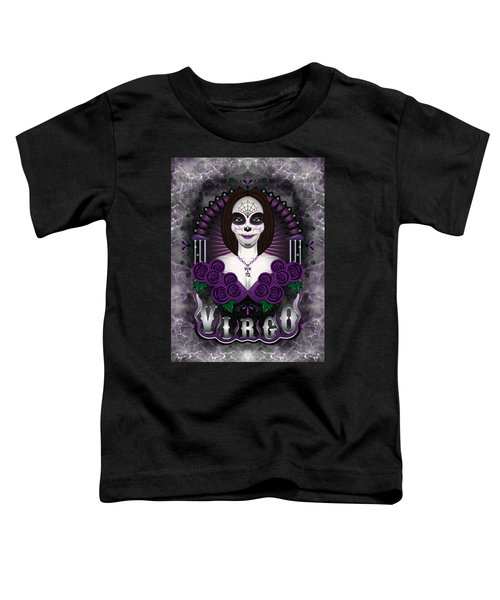 The Virgin Virgo Spirit Toddler T-Shirt