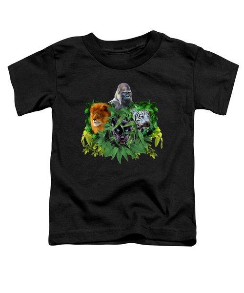 Jungle Guardians Toddler T-Shirt