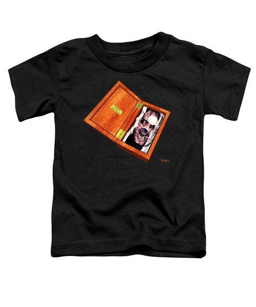 Jack In The Box Toddler T-Shirt