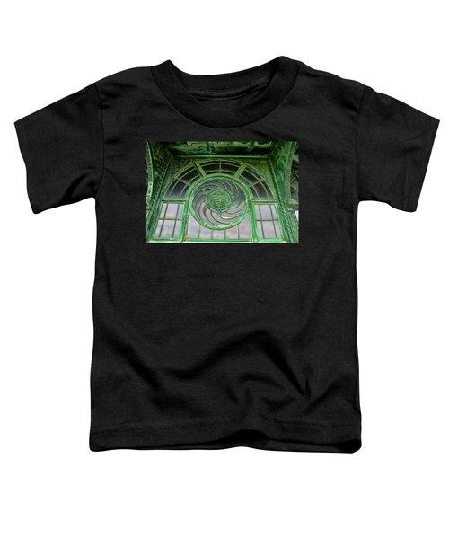Asbury Carousel Building Details Toddler T-Shirt