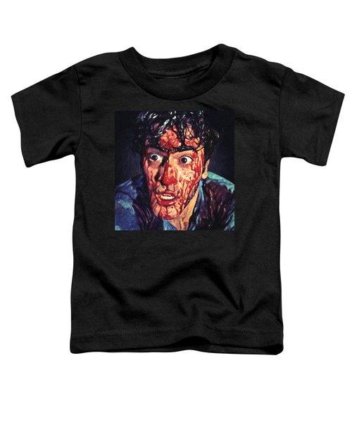 Ash Williams Toddler T-Shirt