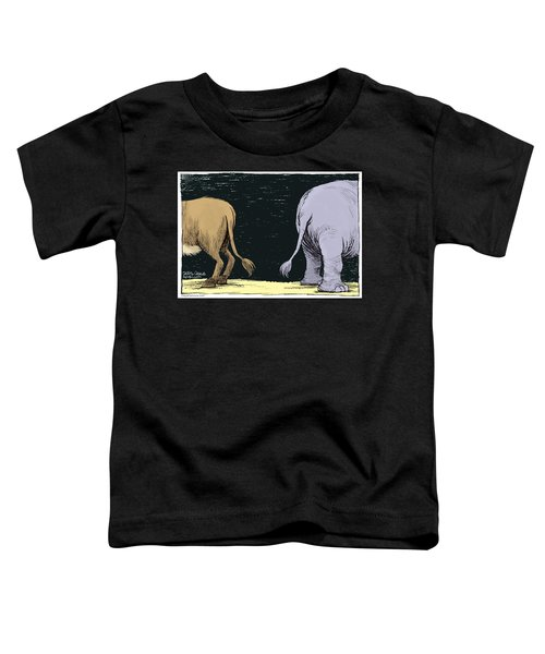 Asses Toddler T-Shirt