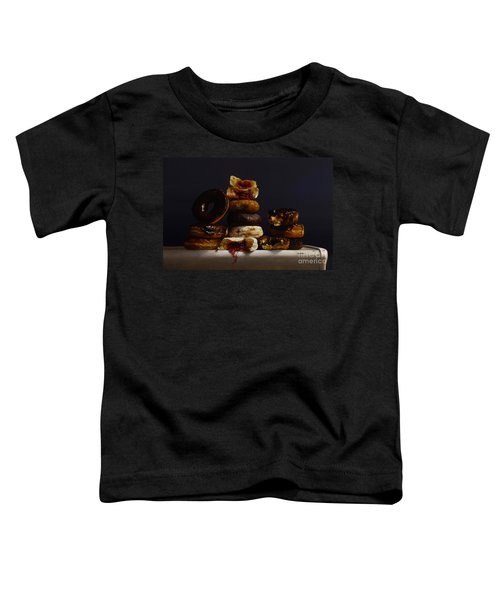 Assorted Donuts Toddler T-Shirt
