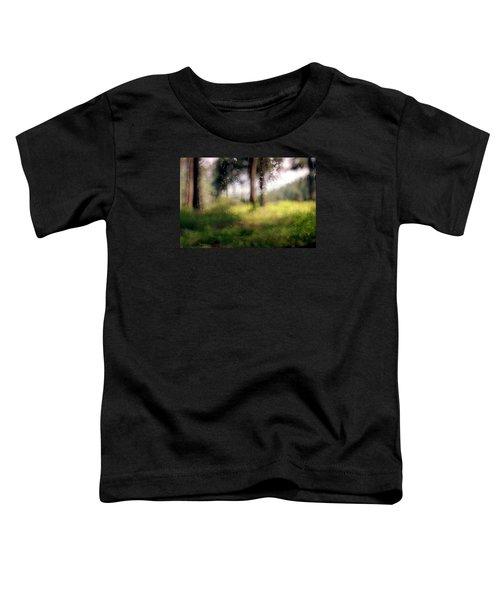 At Menashe Forest Toddler T-Shirt