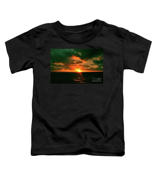 At The Edge Of Night Toddler T-Shirt