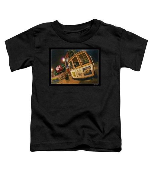 Att Park At Night Toddler T-Shirt