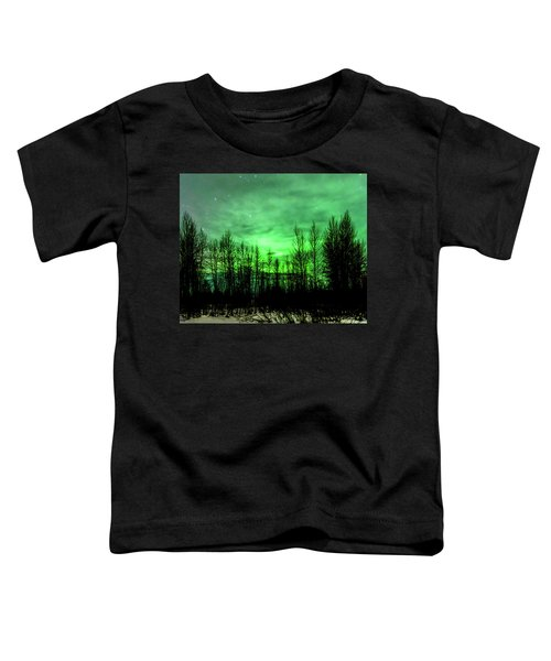 Aurora In The Clouds Toddler T-Shirt