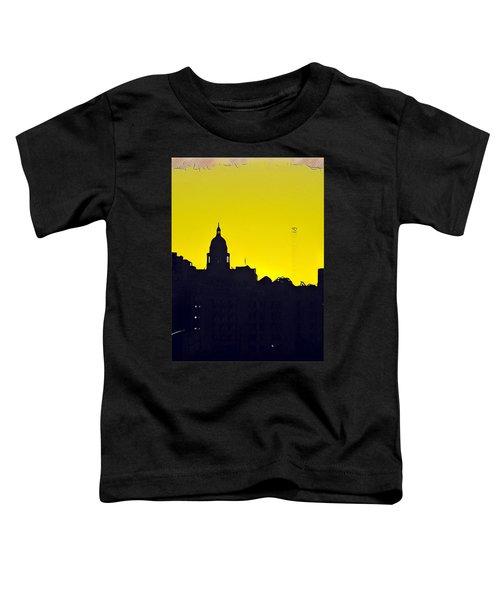 Austin Capital At Sunrise Toddler T-Shirt