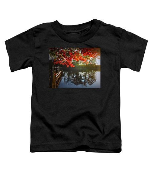 Autumn Creek Magic Toddler T-Shirt