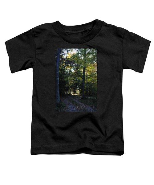 Autumn Glen Toddler T-Shirt
