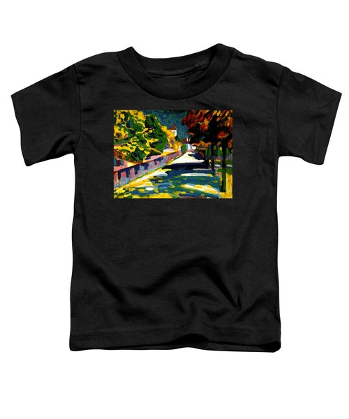 Autumn In Bavaria Toddler T-Shirt