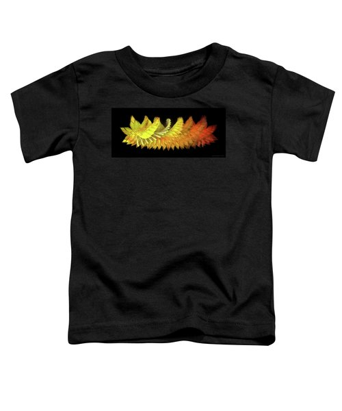 Autumn Leaves - Composition 2.3 Toddler T-Shirt