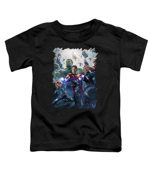 Avengers - Age Of Ultron Toddler T-Shirt