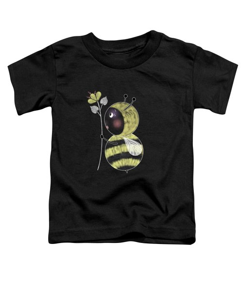 B Is For Bumble Bee Toddler T-Shirt