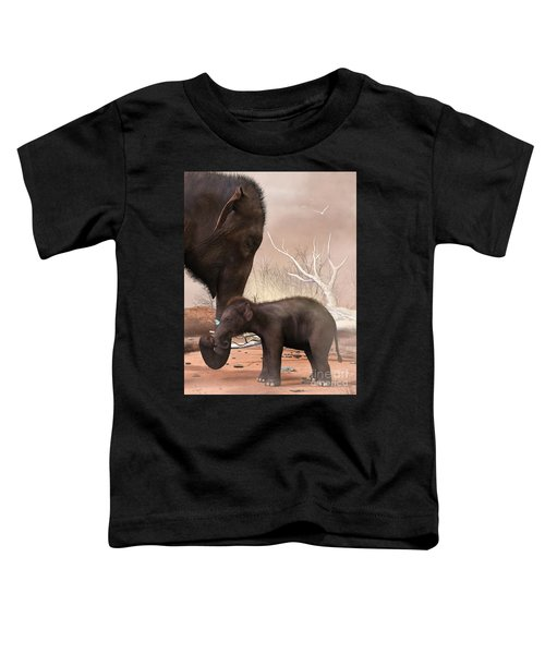 Baby Elephant Toddler T-Shirt