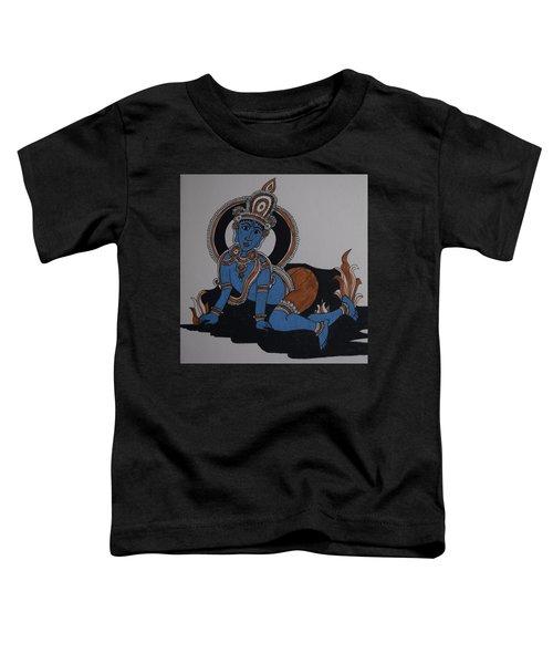 Baby Krishna Toddler T-Shirt