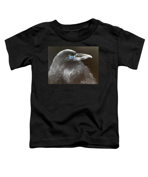 Baby Raven Toddler T-Shirt