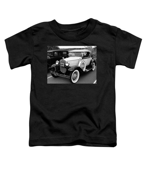 Back In Time Toddler T-Shirt