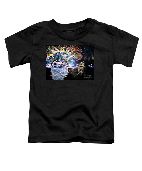 Bad Moon Rising Toddler T-Shirt