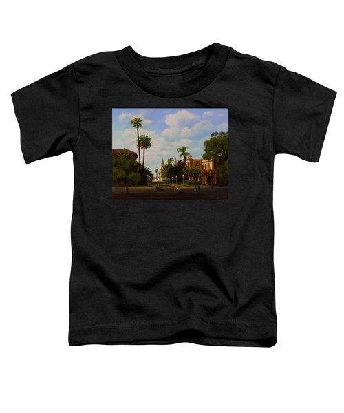 Balboa Park Toddler T-Shirt