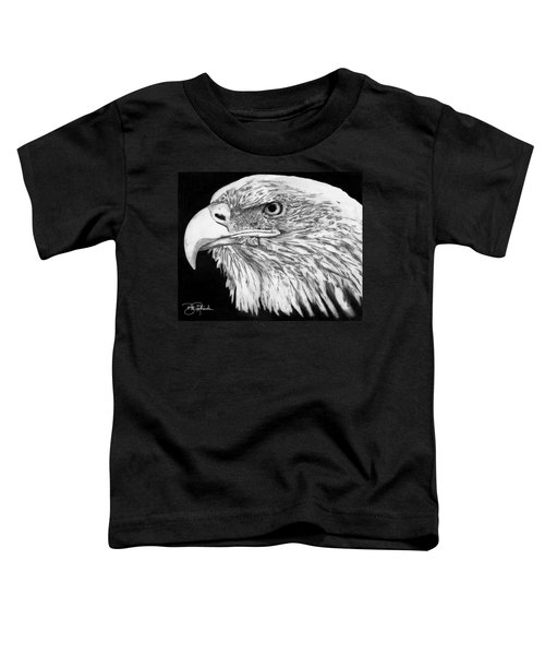 Bald Eagle #4 Toddler T-Shirt
