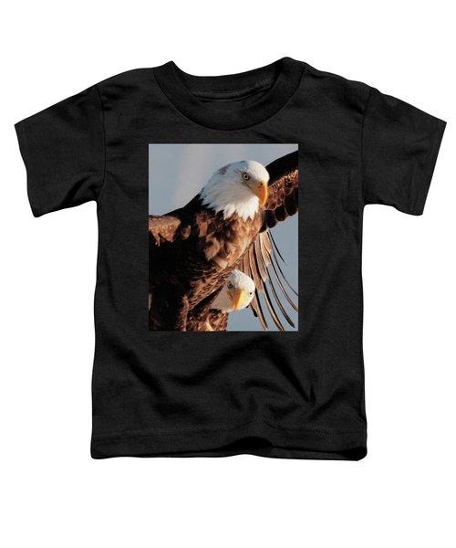 Bald Eagles Toddler T-Shirt