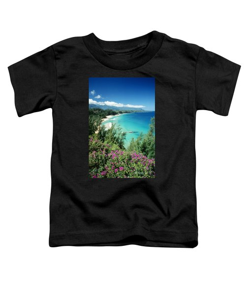Bali Hai Beach Toddler T-Shirt