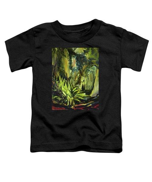 Bamboo Garden I Toddler T-Shirt