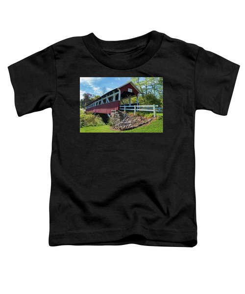 Barronvale Bridge  Toddler T-Shirt