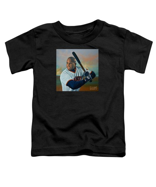 Barry Bonds Toddler T-Shirt