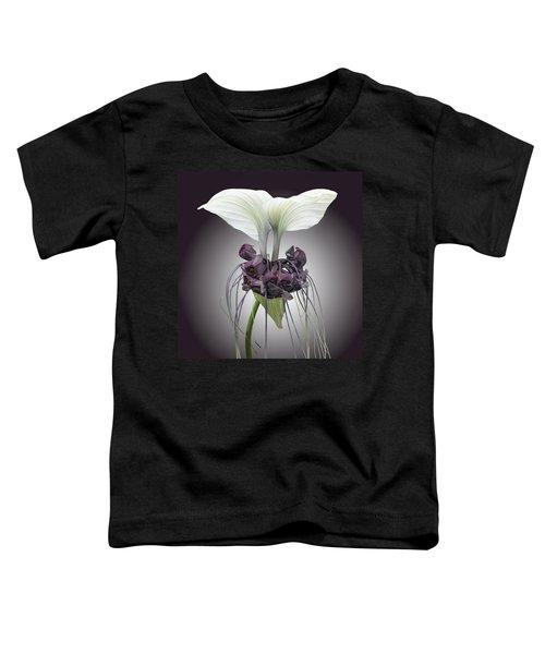 Bat Plant Toddler T-Shirt